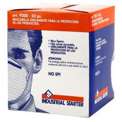 Mascarilla desechable caja 50 unidades