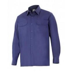 Camisa manga larga algodon