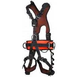 Arnes completo con cinturon de posicionamiento