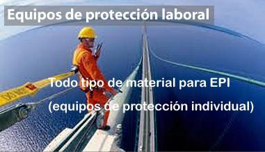 Equipos de protección laboral